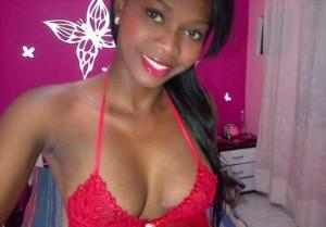 VanesaLovely - black camsex girl